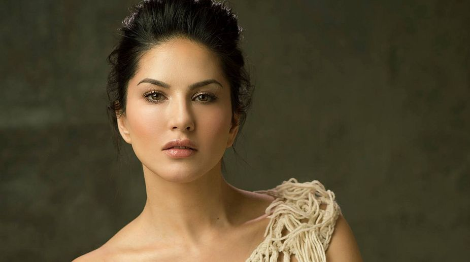Sunny Leone to use prosthetics for new project - The Statesman