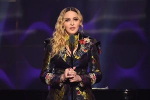 Madonna used to get facials from heroin addict