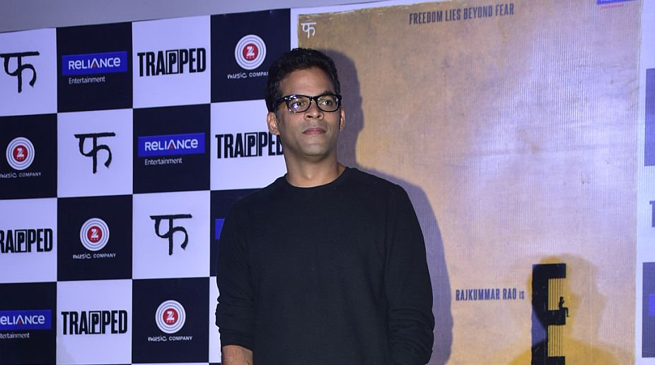 Trapped: Vikramaditya Motwane overcomes his fear of rats