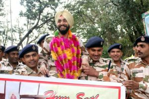 ITBP constable soldiers his way to small screen