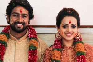 Kannada actress Bhavana engaged!