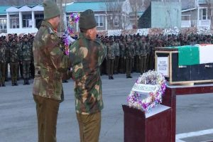 Army officer Rambo Singh lays down life in Ladakh