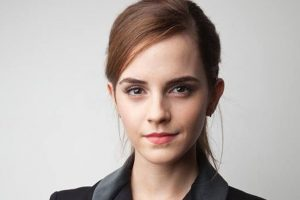 Singing helped Emma Watson in acting