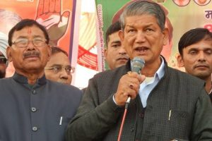 Assembly election results 2017: Harish Rawat trailing