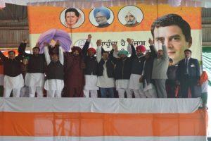 Congress set to return to power in Punjab