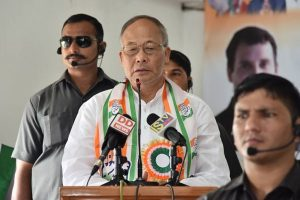 Okram Ibobi Singh to step down as Manipur Chief Minister on Tuesday