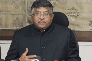 India to be $1 trillion digital economy in 5 years: Ravi Shankar Prasad