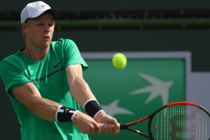 Indian Wells: Kyle Edmund sets up date with Novak Djokovic