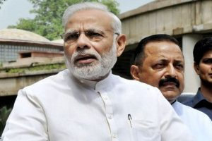 PM expresses grief over killing of CRPF personnel