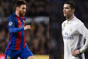 Cristiano Ronaldo, Lionel Messi lead 2017 FIFA World XI nominations