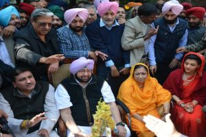 Live Punjab Assembly election results 2017: Congress surges ahead in state