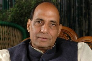 Security situation in country improved, says Rajnath Singh