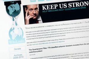 WikiLeaks revelations put CIA on back foot