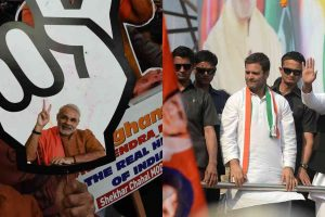 Assembly elections 2017: BJP flashes victory in UP, Uttarakhand; Congress clinches Punjab