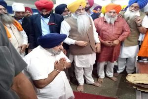 Sukhbir thanks people, to extend support on all pro-Punjab issues