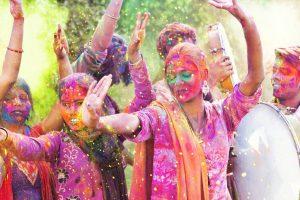 Elaborate security in Rajasthan ahead of Holi