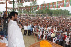 LJP will support BJP in Manipur: Ram Vilas Paswan