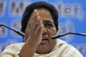 Mayawati condemns caste mark on chest of MP police aspirants