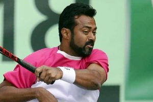 Indian challenge ends in Indian Wells with Leander's exit