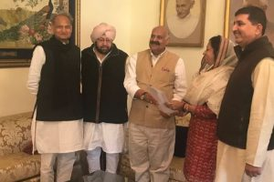 Captain Amarinder to take oath as Punjab CM on March 16