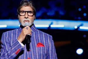 Delight to find many women working harder than men on sets: Big B