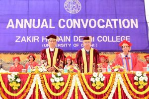 Convocation held