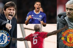 FA Cup preview: Conte's Chelsea host Mourinho's Manchester United