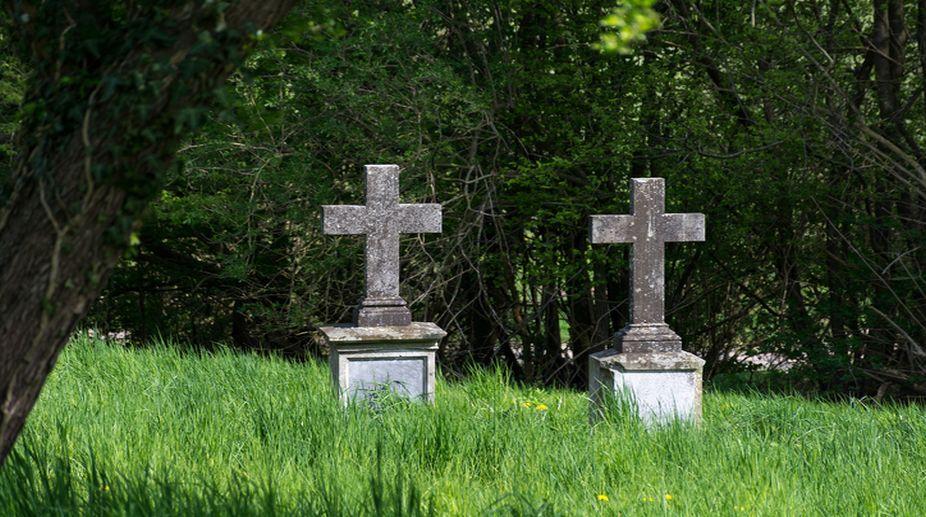 The twin tombs