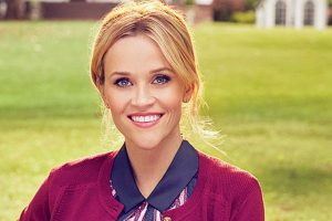 Witherspoon gets adventurous with 'wilderness buddy'
