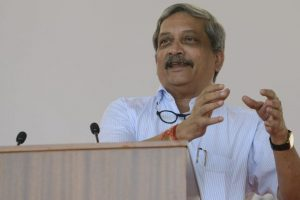 Parrikar to take oath as Goa CM on Tuesday
