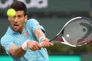 Indian Wells: Novak Djokovic sets up Juan Martin del Potro clash