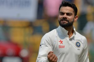 Kohli completes 5,000 runs in Test cricket