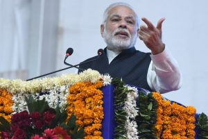 Modi promises record Uttarakhand development under Rawat