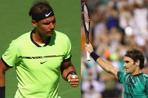 Indian Wells: Roger Federer, Rafael Nadal advance