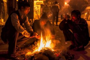 Cold wave conditions prevail in Punjab, Haryana