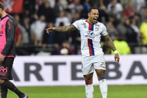 PSG back on track, Depay dazzles in Lyon's big win in Ligue 1
