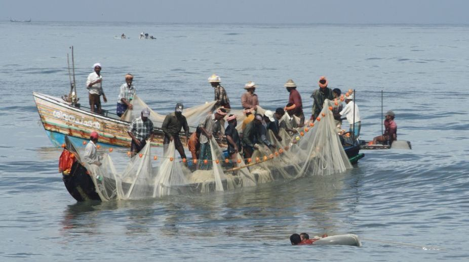 77 Indian fishermen released by Lankan govt, repatriated - The Statesman