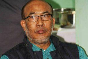 N Biren to be sworn in as BJP's first Manipur CM