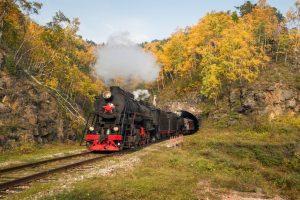 New railway age