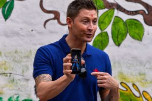 Still have Hughes' phone number saved on phone: Michael Clarke