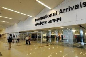 Swiss man held with live bullet at Indira Gandhi International Airport