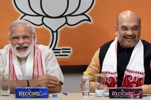 New govt in UP on Sunday; Modi, Shah to attend oath-taking ceremony