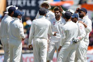 India vs Australia 3rd Test Day 1: Warner, Renshaw, Marsh depart