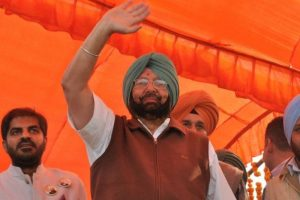 Captain Amarinder Singh's challenges begin