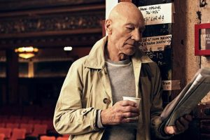 Patrick Stewart uses marijuana every day to deal with arthritis