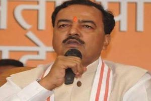 UP BJP chief Keshav Prasad Maurya in ICU