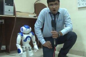 IBM, MIT Pune introduce Watson-powered robot 'Chintu'