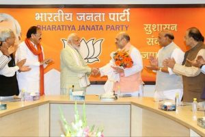 BJP to strategise on expanding base during Odisha national meet