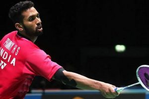 Swiss Open: SH Prannoy crashes out in quarters