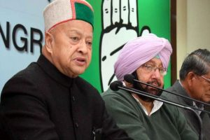 'Congress government has meted injustice to Shimla'